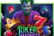 เกมสล็อตออนไลน์ Joker Madness-คาสิโน