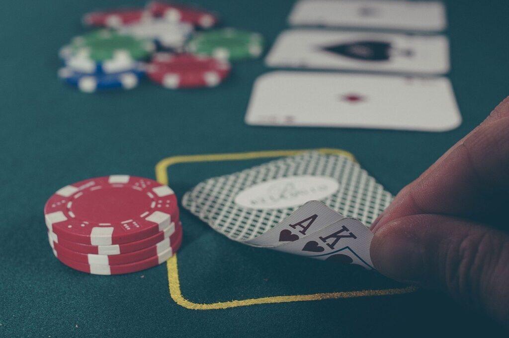 วิธีในการเริ่มเล่นเกมแบล็คแจ็ค-เกม