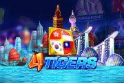 สล็อตออนไลน์ 4 Tigers-พนัน